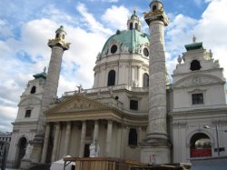 Wien Karlskirche