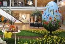 Ostern im Kaufhaus