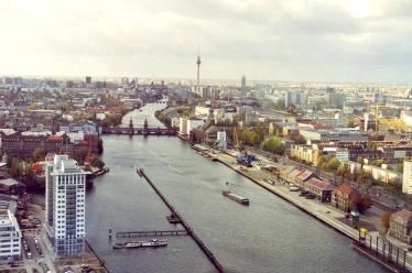 Berlin Spreeblick