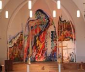 Friedenskirche innen