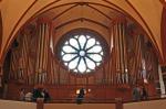 Pauluskirche: Französisch-sinfonische Orgel