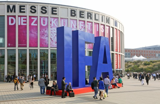 IFA 2014 Eingang Süd IFA 2014 Entrance South