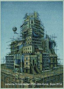 Kulissen-Turm, 1994