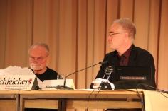 M.Bienert (re) und W.Condrus (li)