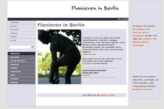Flanieren